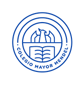 Colegio Mayor Mendel Logo