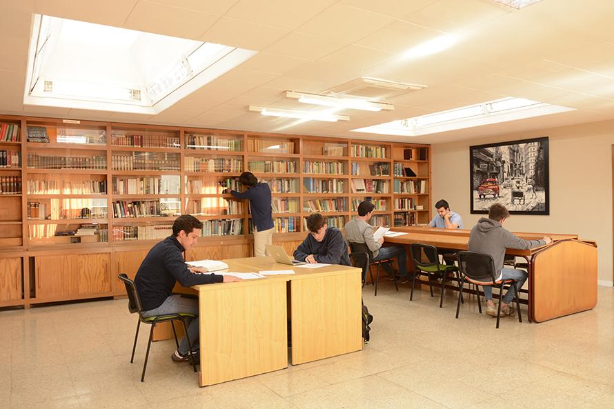 Formación Académica en Madrid | El Colegio Mayor Mendel